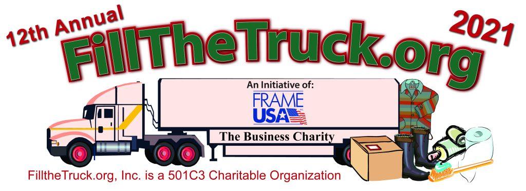 Fill The Truck Logo